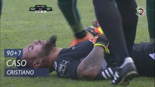 Vitória FC, Caso, Cristiano aos 90'+7'
