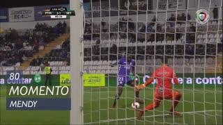Vitória FC, Jogada, Mendy aos 80'