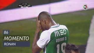 Rio Ave FC, Jogada, Ronan aos 86'