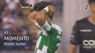 Moreirense FC, Jogada, Pedro Nuno aos 43'