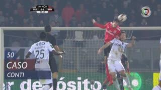 SL Benfica, Caso, Conti aos 50'
