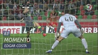 Marítimo M., Jogada, Edgar Costa aos 63'