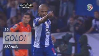 GOLO! FC Porto, Brahimi aos 59', FC Porto 3-1 Portimonense