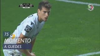 Vitória SC, Jogada, Alexandre Guedes aos 75'