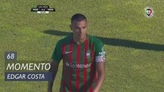 Marítimo M., Jogada, Edgar Costa aos 68'
