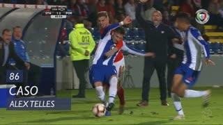 FC Porto, Caso, Alex Telles aos 86'