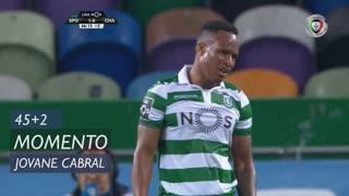 Sporting CP, Jogada, Jovane Cabral aos 45'+2'