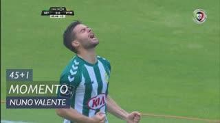 Vitória FC, Jogada, Nuno Valente aos 45'+1'
