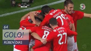 GOLO! SL Benfica, Rúben Dias aos 64', SL Benfica 7-0 CD Nacional
