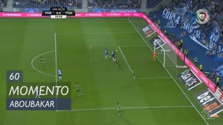 FC Porto, Jogada, Aboubakar aos 60'