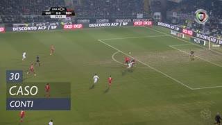 SL Benfica, Caso, Conti aos 30'
