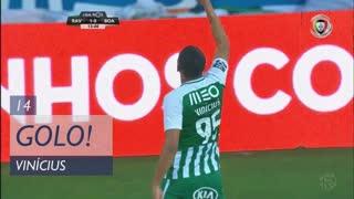 GOLO! Rio Ave FC, Vinícius aos 14', Rio Ave FC 1-0 Boavista FC