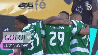GOLO! Sporting CP, Luiz Phellype aos 24', GD Chaves 0-1 Sporting CP