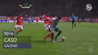 Rio Ave FC, Caso, Galeno aos 90'+6'