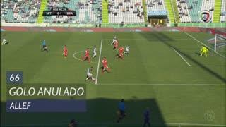 Vitória FC, Golo Anulado, Allef aos 66'