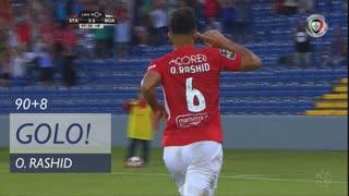 GOLO! Sta. Clara, O. Rashid aos 90'+8', Sta. Clara 4-2 Boavista FC