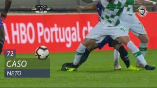 Moreirense FC, Caso, Neto aos 72'