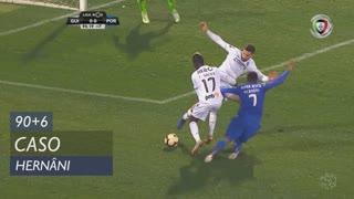 FC Porto, Caso, Hernâni aos 90'+6'
