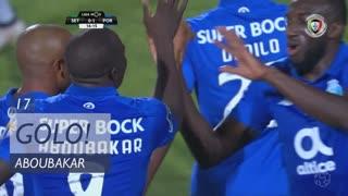 GOLO! FC Porto, Aboubakar aos 17', Vitória FC 0-1 FC Porto