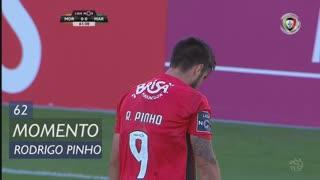 Marítimo M., Jogada, Rodrigo Pinho aos 62'