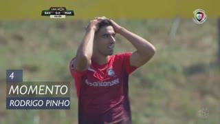 Marítimo M., Jogada, Rodrigo Pinho aos 4'