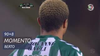 Vitória FC, Jogada, Berto aos 90'+7'