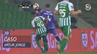 Vitória FC, Caso, Artur Jorge aos 30'