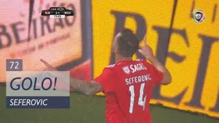 GOLO! SL Benfica, Seferovic aos 72', SL Benfica 4-1 Boavista FC