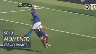 CD Feirense, Jogada, Flávio Ramos aos 90'+3'