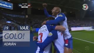 GOLO! FC Porto, Adrián aos 18', FC Porto 1-0 SL Benfica