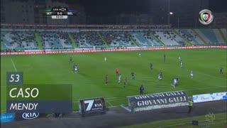 Vitória FC, Caso, Mendy aos 53'