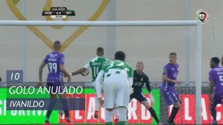 Moreirense FC, Golo Anulado, Ivanildo aos 10'