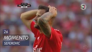 SL Benfica, Jogada, Seferovic aos 26'