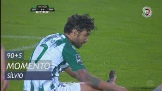 Vitória FC, Jogada, Sílvio aos 90'+5'