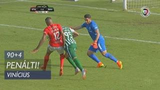 Rio Ave FC, Penálti, Vinícius aos 90'+4'