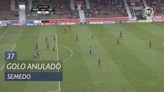 Vitória FC, Golo Anulado, Semedo aos 37'