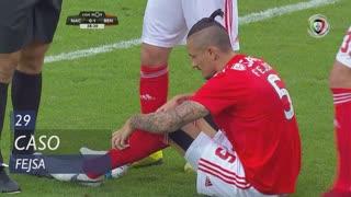 SL Benfica, Caso, Fejsa aos 29'