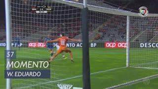 SC Braga, Jogada, Wilson Eduardo aos 57'