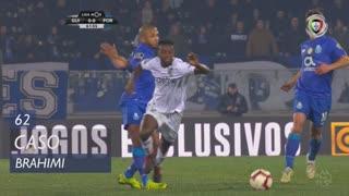 FC Porto, Caso, Brahimi aos 62'