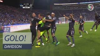 GOLO! Vitória SC, Davidson aos 87', FC Porto 2-3 Vitória SC