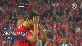 SL Benfica, Jogada, Jonas aos 90'+1'