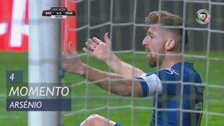 Moreirense FC, Jogada, Arsénio aos 4'