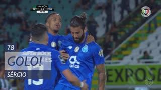 GOLO! FC Porto, Sérgio aos 78', Vitória FC 0-2 FC Porto