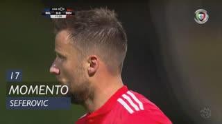 SL Benfica, Jogada, Seferovic aos 17'