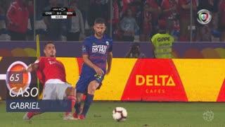 SL Benfica, Caso, Gabriel aos 65'