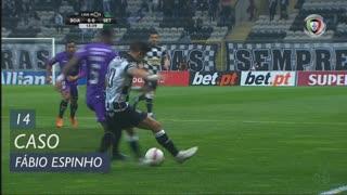 Boavista FC, Caso, Fábio Espinho aos 14'