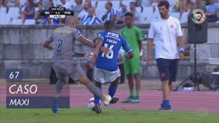 FC Porto, Caso, Maxi aos 67'