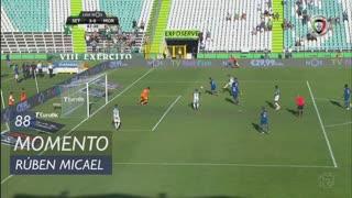 Vitória FC, Jogada, Rúben Micael aos 88'