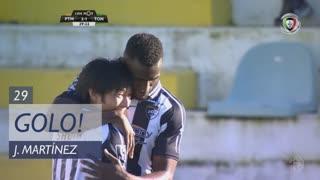 GOLO! Portimonense, Jackson Martínez aos 29', Portimonense 2-1 CD Tondela