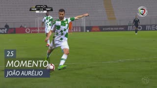 Moreirense FC, Jogada, João Aurélio aos 25'